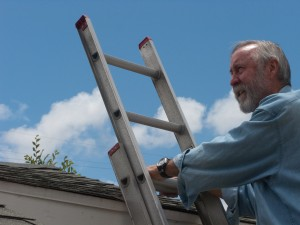 Los Angeles Roofing Checkup done by owner John Glass
