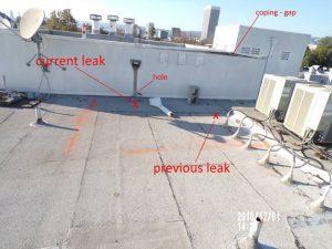 Roof Leak?